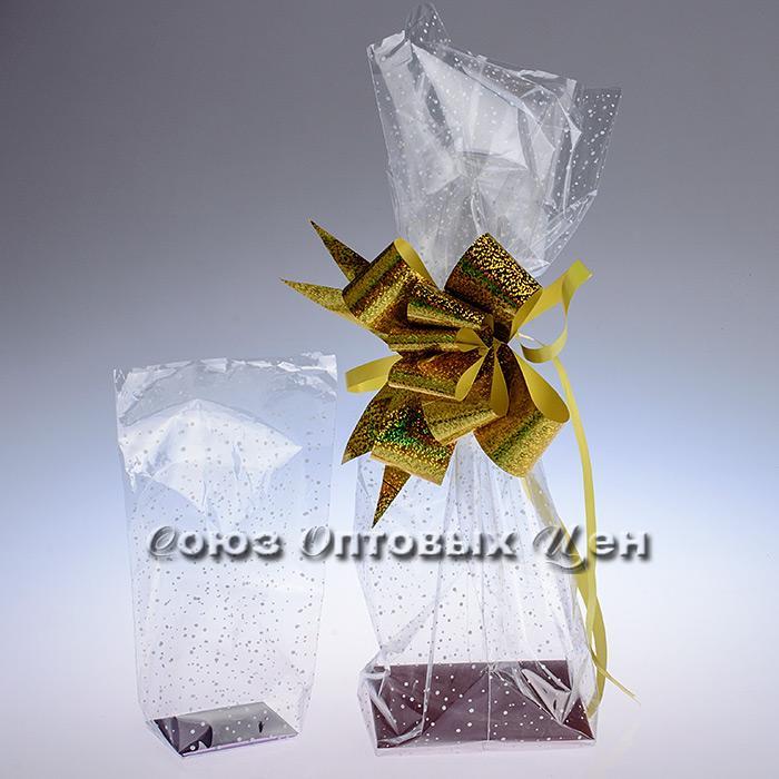 пакет подар. картон.дно №1 (7*11*40) уп/12шт