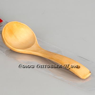 ложка бамбук 17см К1 DOMINA