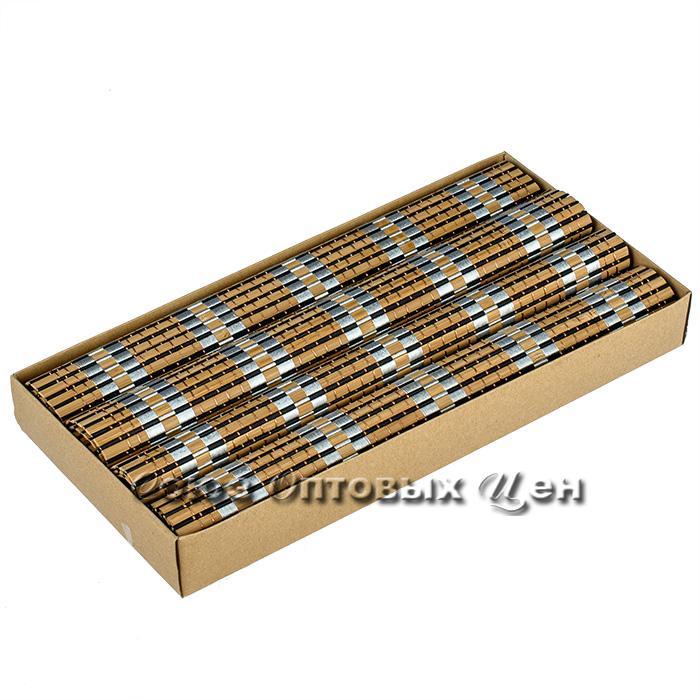 салфетка бамбук 30*45,набор 4 шт  09