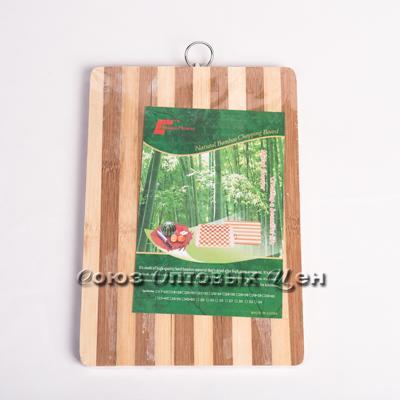 доска разделочная бамбук 20*30*1,8см полоска