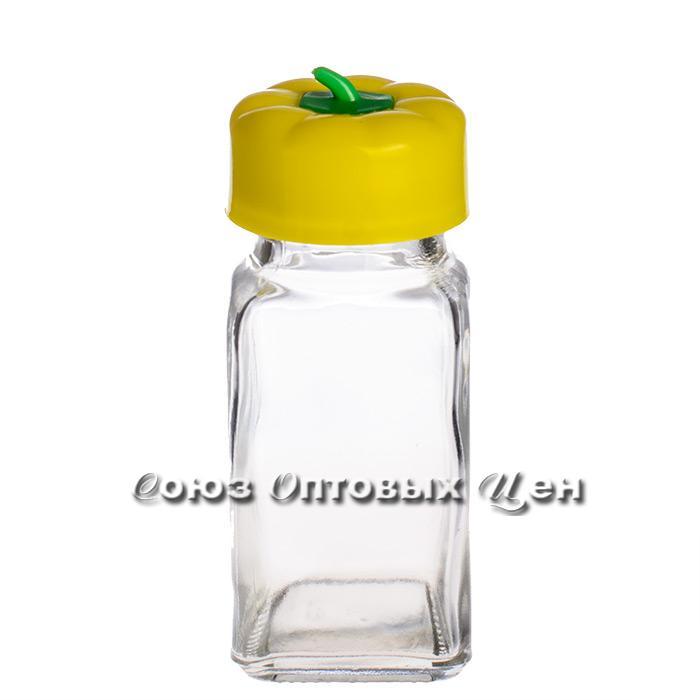 солонка стекло пласт крышка 16994-7 уп/24 Н10