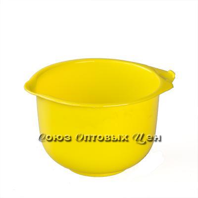 миска мерная 1,5л лимон ПЦ3500ЛМН