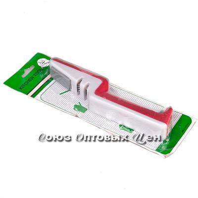 ножеточка пласт на листе с бруском BN5091 уп/12шт!!!