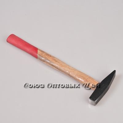 Молоток деревянная ручка 400 г
