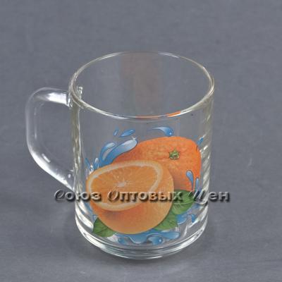 Кружка 07с1335 Green Tea Апельсин уп/20шт