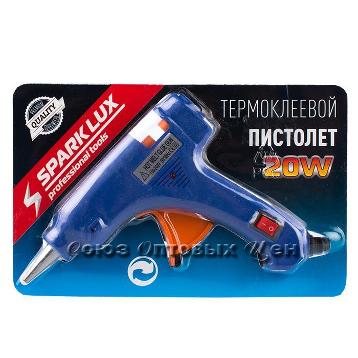 Пистолет для клея электрический мал XL-E20W, 220V