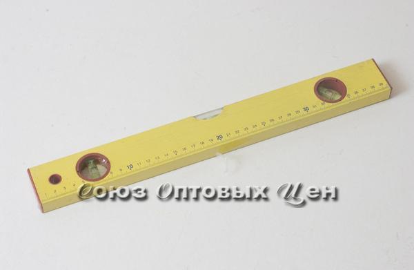 уровень алюм желтый HD-88D 80см.