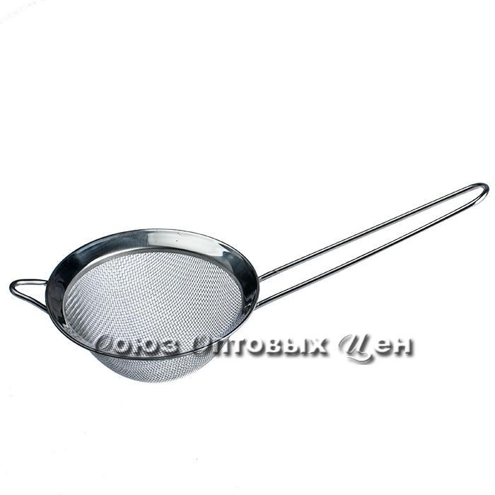 сито метал с ручкой d12см 2301F