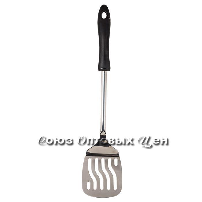 лопатка нержавеющая сталь,ручка пластик, АHI-AB0138