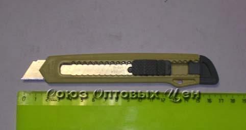 нож канцелярский 18мм, TZ-803 (уп/77шт)