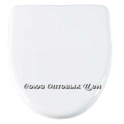 крышка для унитаза универ. Орио КВ1-1 белая