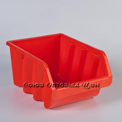 лоток для метизов 24,5*17*12,5см оранж ПЦ3741ОР
