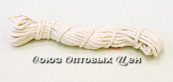веревка х/б Узбекистан 4мм 16 м (уп/20шт)
