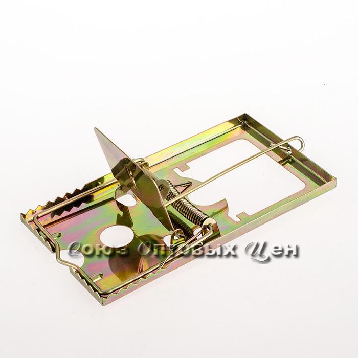 мышеловка метал 15см. KS-4 (уп/2шт)