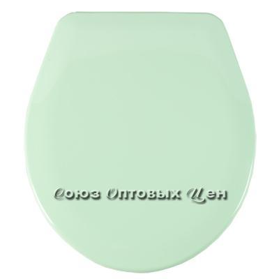 крышка для унитаза универ. Орио К-04 салатовая