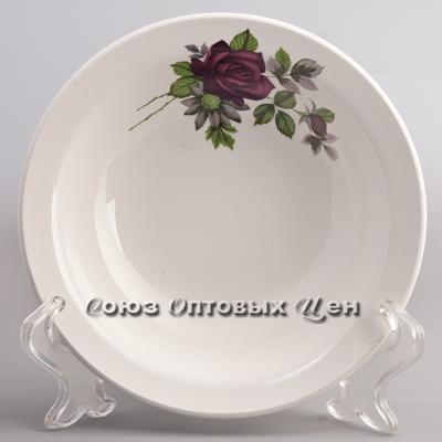 миска 200 гр8 Черная роза 063 уп/18