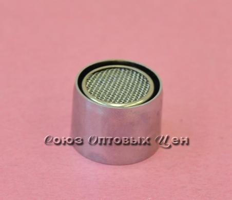 аэратор д/круглого гусака метал F02 BRASS (уп/40/2000шт)