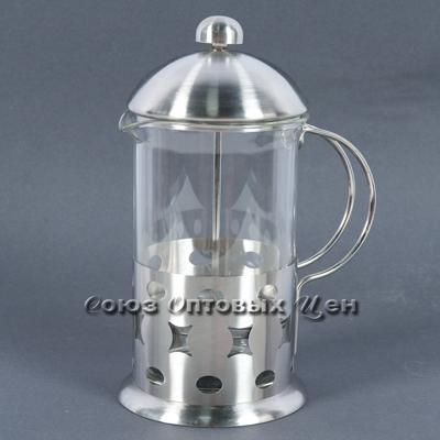 стакан стекл завар в метал подст 0,8 НТ07-Р800 В1