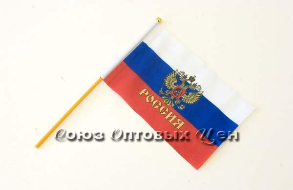 флаг Российский 60*90см 12/600