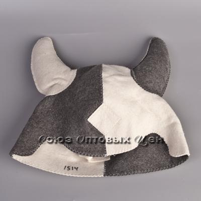 шапка д/бани 1514 Викинг 1/100 CF