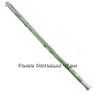 гардина в ванну 110-200 см DOMINA зеленая