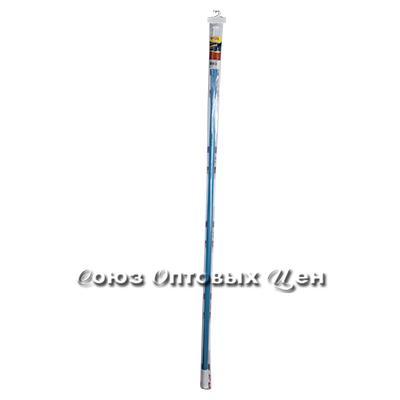 гардина в ванну 140-260 см DOMINA голубая