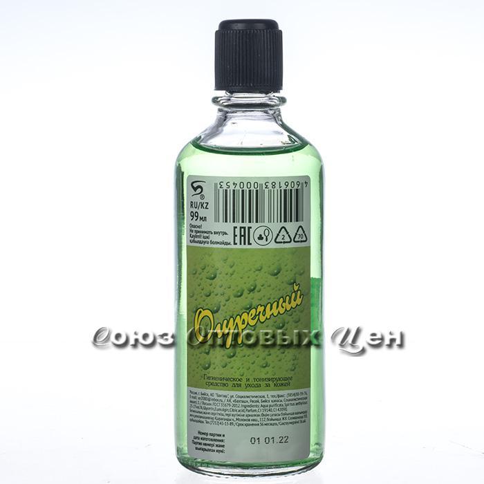 Лосьон Огуречный 99мл*32, (содер. спирта не более 27%)