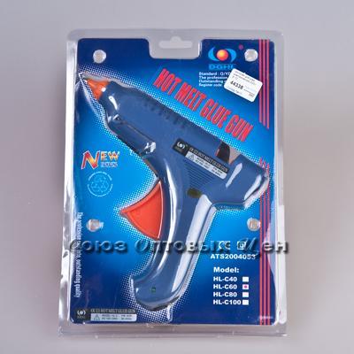 пистолет для клея электрический мал 220V S-12 уп/24