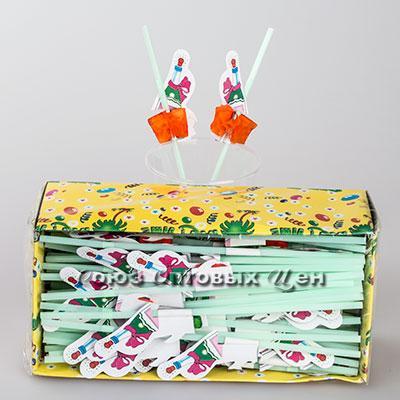 соломки шампанское украшения барные  24см GL133A 1/100шт