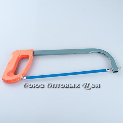 ножовка по металлу пластиковая ручка 300мм