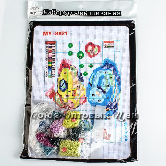 набор для вышивки бисером 28*22см  8810 110-5