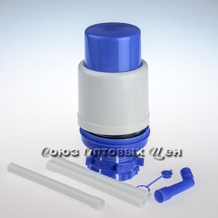 Насос для бутилированной воды механический,пластмассовый №1
