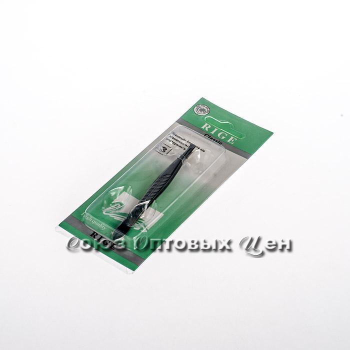 пинцет метал для бровей  на листе S-176