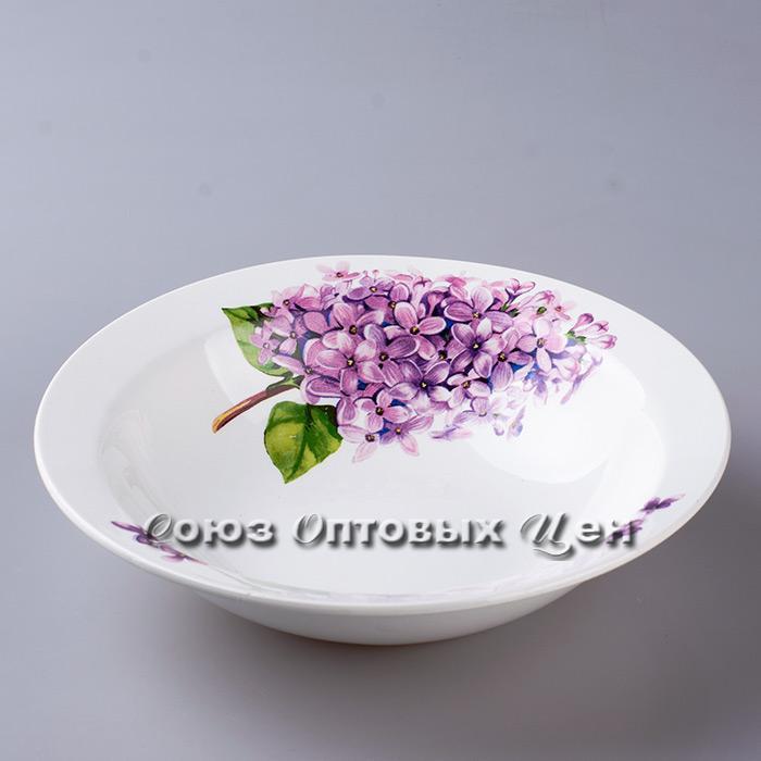миска 200 гр8 Сирень 063 уп/18