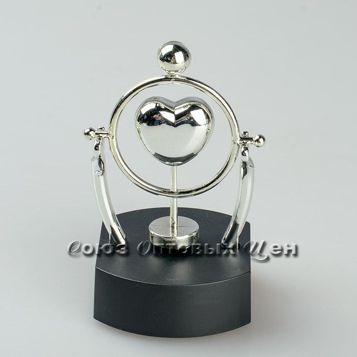 сувенир пластм/металл  маятник 0801