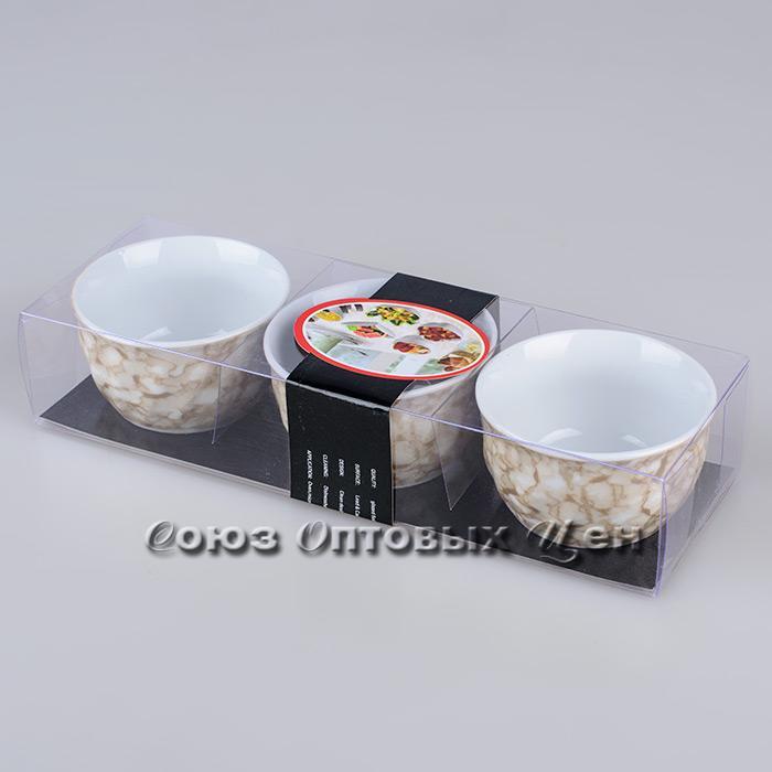 набор салатников керам 3шт HT3823-1