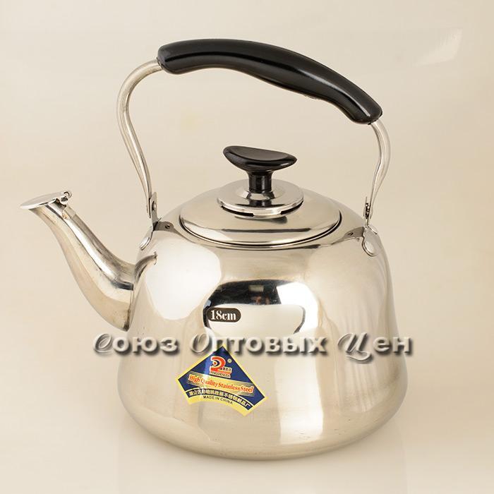 чайник метал 2л