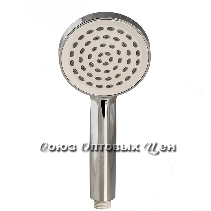 лейка для душа хром-серый 40011-5