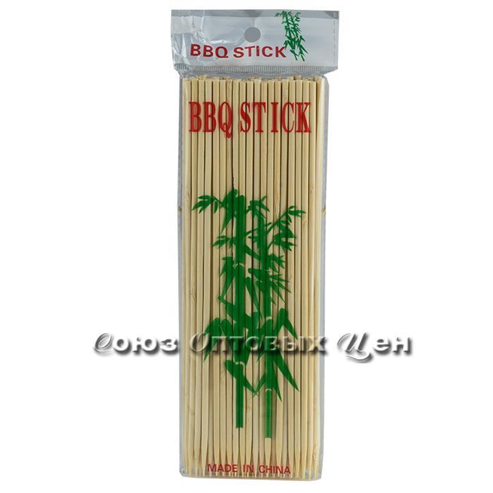 шампур Бамбук 20см*3мм по 100шт 20/200  CF