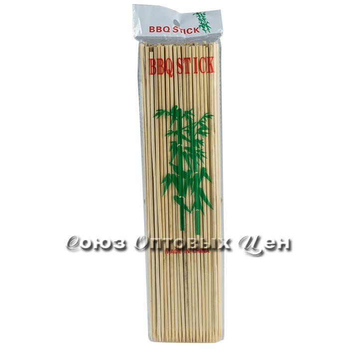 шампур Бамбук 30см*3мм по 100шт 20/200  CF