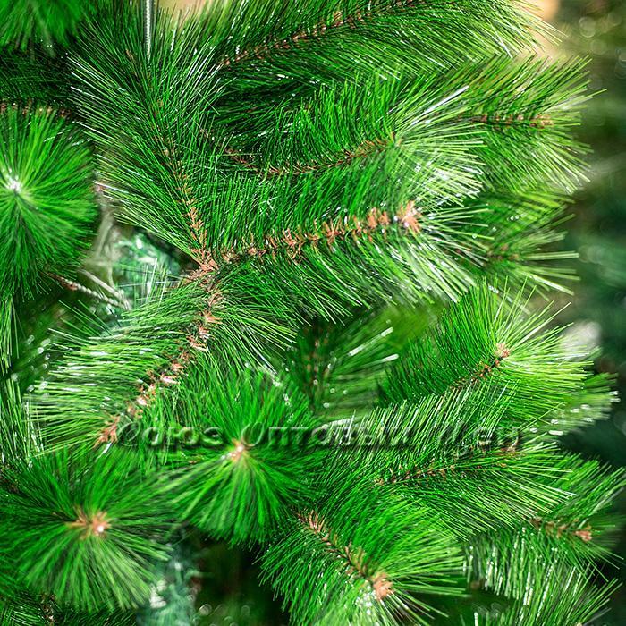 елка 120см искусственная сосна (72 ветки)
