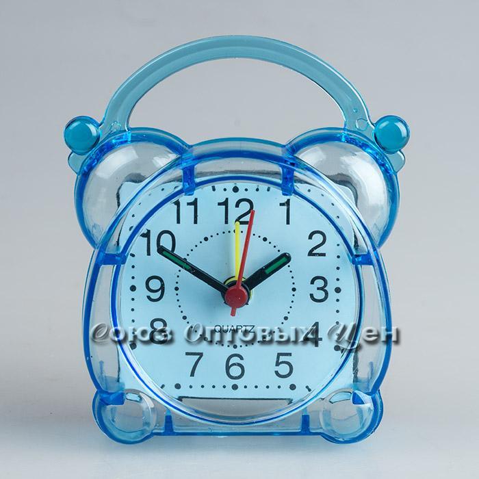 часы будильник 9*7см
