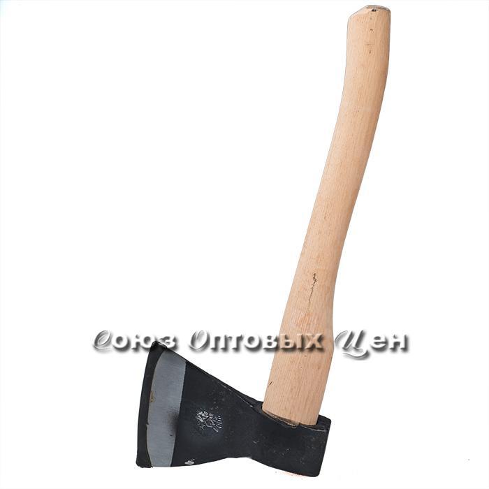 топор с деревянной ручкой 1300гр