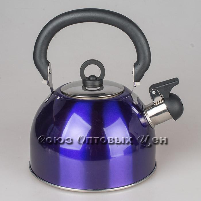 чайник 2л нержавеющая сталь со свистком SА028