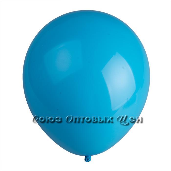 шары 10шт синие