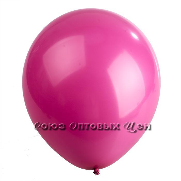 шары 10шт розовые