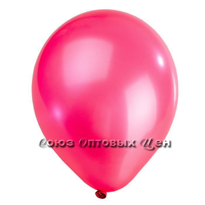 шары 10шт перламутр светло-розовый