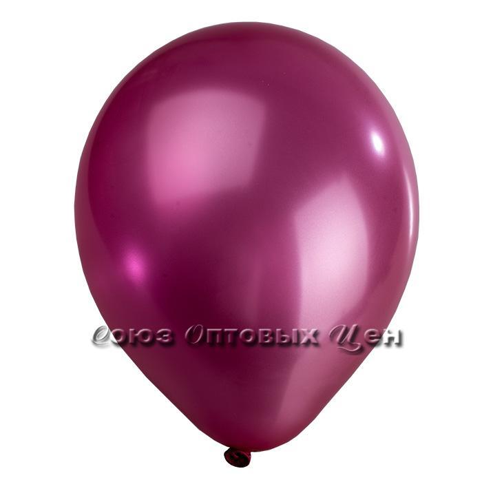 шары 10шт перламутр розовый