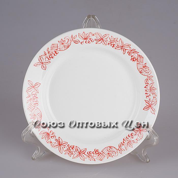 тарелка 175 мел гр7 Хохлома уп/36 шт.