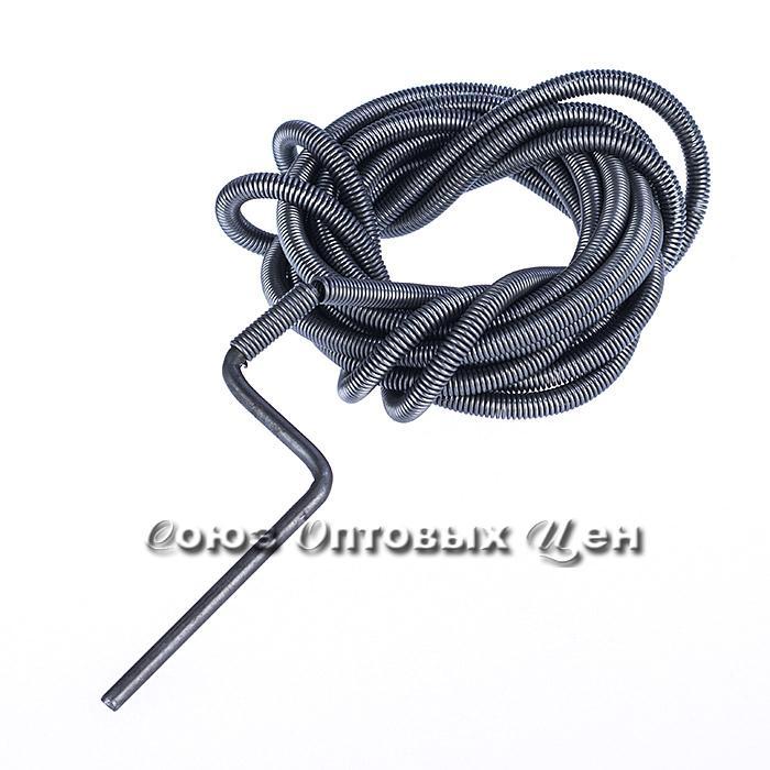 Трос сантехнический ф6 2,5м (Россия)